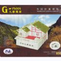 Woodcraft construction kit -C-PH004, (wck047)